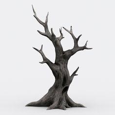 Dead Tree 3D Max - 3D Model
