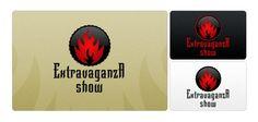 Extraveganza show. Logotype.