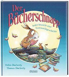 Der Bücherschnapp - Jeder braucht eine Gutenachtgeschicht... https://www.amazon.de/dp/3770745000/ref=cm_sw_r_pi_dp_x_5BP2ybE5S4QKV