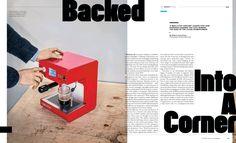 The New York Times Magazine - Money Issue - Frank Augugliaro /// Art Direction & Design
