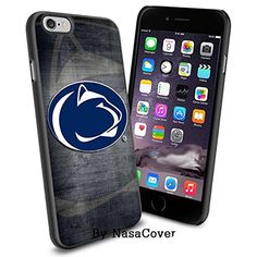 NCAA University sport Penn State Nittany Lions , Cool iPhone 6 Smartphone Case Cover Collector iPhone TPU Rubber Case Black [By NasaCover] NasaCover http://www.amazon.com/dp/B0140NHT9W/ref=cm_sw_r_pi_dp_b213vb1FFZTQP