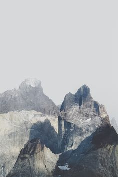 mountain peaks #explore #travel