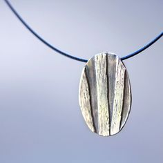 wildwood, pendant, fine silver, pmc, precious metal clay by jewelflyt on Etsy https://www.etsy.com/listing/88487477/wildwood-pendant-fine-silver-pmc