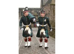 scottish army kilt | Scottish military kilts | men in Kilts