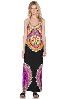 Nuevo Sol Maxi Dress