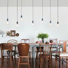 Une salle à manger vintage - Marie Claire Maison