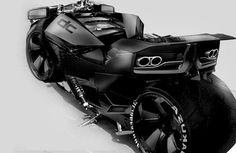 enginecrazy custom concept motorcycle