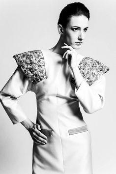 jiayin's final collection Fashion Design Portfolio, Design Projects, Peplum Dress, Collection, Dresses, Vestidos, Peplum Dresses, The Dress, Dress