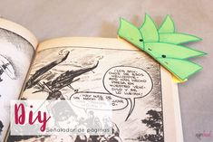 #DIY: #Señalador de páginas.