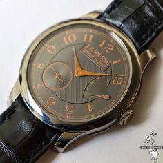 """FP Journe Chronometre Souverain """"Tokyo Boutique"""" edition."""
