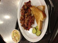"Kansas City BBQ - :Not in ""KANSAS"" Pulled Pork"