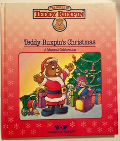 A personal favorite from my Etsy shop https://www.etsy.com/listing/585826338/teddy-ruxpins-christmas-a-musical