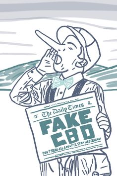 8 Real Concerns About Fake CBD. This article discusses why most CBD products on the market are lying and what you can do about it. Migraine, Label, Products, Beauty Products, Migraine Diet