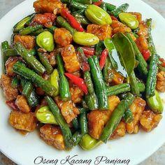 Pineapple Recipes Healthy, Vegetable Recipes, Vegetarian Recipes, Cooking Recipes, Healthy Recipes, Kitchen Recipes, Mie Goreng, Malay Food, Healthy Yogurt