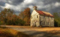 Hopper Church of Christ, Arkansas - October 2010 by Mark Corder