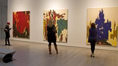 Clyfford Still Museum Denver Art Week I really love Clyfford Still's work, he is part of the abstract Impressionist movement. Disney Drawings, Art Drawings, Clyfford Still, Art Sketchbook, Abstract Expressionism, Abstract Art, Lovers Art, Art History, Art Museum
