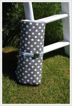 Picknickdecke aus Wachstuch