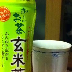 【おーいお茶】家でもコーヒーとおーいお茶。