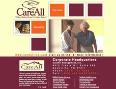 Ad Design Examples - Care All Home Care Services Image Marketing Pros 615-200-7717 Nashville 865-291-0373 Knoxville