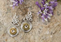 brass wire knots wire wrapping - Google Search