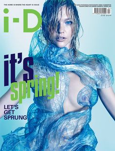 The Home Is Where The Heart Is Issue No. 306 Spring 2010 Sasha Pivovarova by Emma Summerton