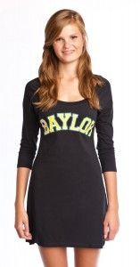 Baylor dress