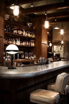 The Tokenhouse restaurant bar by Harrison, London hotels and ...