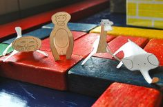 play zoo animals from made by joel