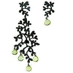 manuela Vannini Design, branch black green-_VANNINI-branch-Black-green-compressor
