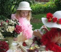 images of children tea party - Google Search