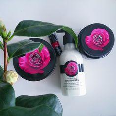 Minäkö keski-ikäinen?: The Body Shop 40-vuotta, British Rose ja Drops of ...