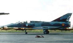 Mirage III (C.11) Ejercito del Aire Español