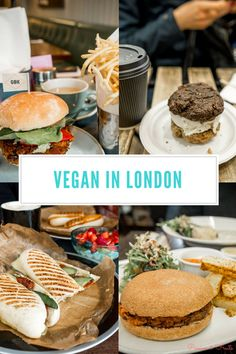 Vegan in London unterwegs - Passion & Fruits