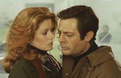 """""""Marcello Mastroianni & Catherine Deneuve in """"Tempo D'Amore"""" / """"Ça n'arrive qu'aux autres"""" (1971)  """""""
