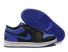 http://www.nbajordan.com/air-jordan-1-low-noir-bleu-authentic.html AIR JORDAN 1 LOW NOIR BLEU AUTHENTIC Only $69.00 , Free Shipping!