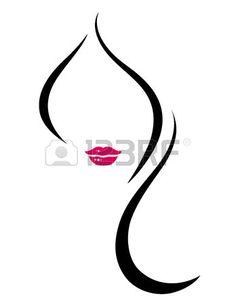 Pencil Art Drawings, Easy Drawings, Art Sketches, Fashion Illustration Vintage, Valentines Art, Beauty Art, Whimsical Art, Simple Art, New Art