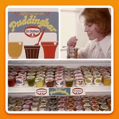 1973, Dr. Oetker-Puddingbar