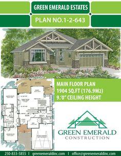 #GreenEmeralEstates  #GreenEmeraldInc  #SalmonArmViewLots  #BCBuildingLots  #LotsForSale  #BuildingLotsForSale #ViewLots  #DreamHome #CustomHomes #SalmonArm #Shuswap  www.greenemeraldinc.com Lots For Sale, Emerald Green, Dream Homes, Custom Homes, Foyer, Bench, Floor Plans, Cabin, Mansions