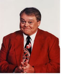 """Louis Perry """"Louie"""" Anderson -- (3/24/1953-??). Actor/Author/Stand-Up Comedian/Game Show Host. He hosted """"The Family Feud"""",  Andy Anderson in """"Life with Louie"""" and Louie Lundgren in """"The Louie Show"""". Movie -- """"Coming to America"""" as Maurice."""