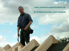Blockhaus Richtmeister, Blockhaus, Dachstuhl - Blockhaus, Massivholzhaus in NRW - Köln, Bonn, Siegburg, Lohmar, Leichlingen Bergisches Land
