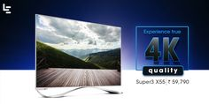 The Much awaited LeEco Super3 X55 LED TV Goes on Flash Sale Today @ http://www.ispyprice.com/blog/much-awaited-leeco-super3-x55-led-tv-goes-flash-sale-today/