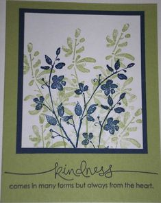Watercolor Trio - Quick & Simple by Nan Cee's - Cards and Paper Crafts at Splitcoaststampers