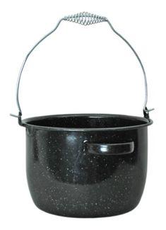 Granite Ware F07034 Preserving Kettle 8Quart Black -- You can find more details by visiting the image link.