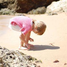 Exploring - memories by the sea     #babaà Jumper No.8 Ruby #babaaKnitwear