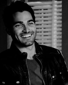 Derek Hale from Teen Wolf