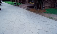 Ordinaire Love The Hex Patio Stones