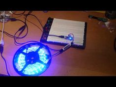 LED Strip Controller W/ LED Amp + Arduino: 5 Steps (with Pictures)