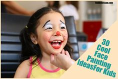 face painting ideas for kid nice face painting kids face painting ideas kid Easy Face Painting Designs, Cool Face Paint, Field Day, Child Face, Interesting Faces, Painting For Kids, Nice Face, Children, Make Up
