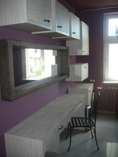 nice cabinets