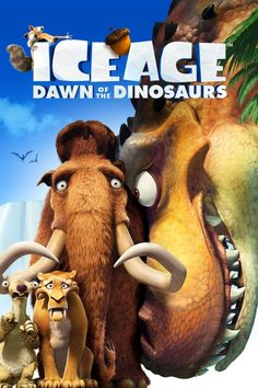Ice Age: Dawn of the Dinosaurs  Full Movie. Click Image To Watch Ice Age: Dawn of the Dinosaurs 2009